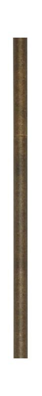 "Nuvo Lighting 25/2042 6"" Mini Pendant Stem Dune Gold Accessory Stems"