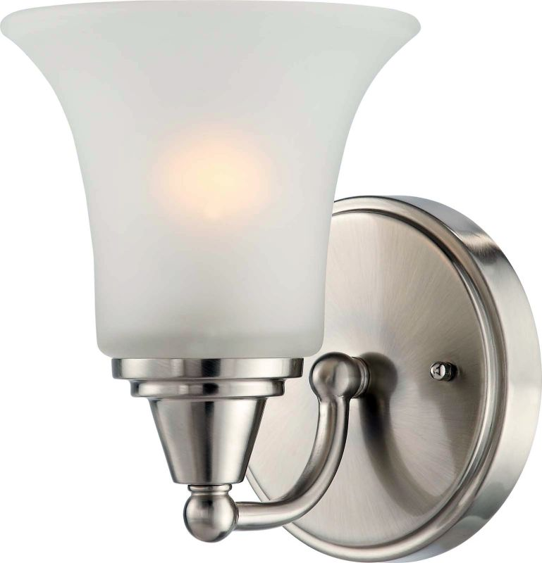 Nuvo Lighting 60/4141 Surrey Single Light Bathroom Fixture with