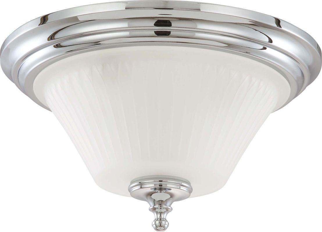 Nuvo Lighting 60/4272 Teller 3 Light Flush Mount Indoor Ceiling