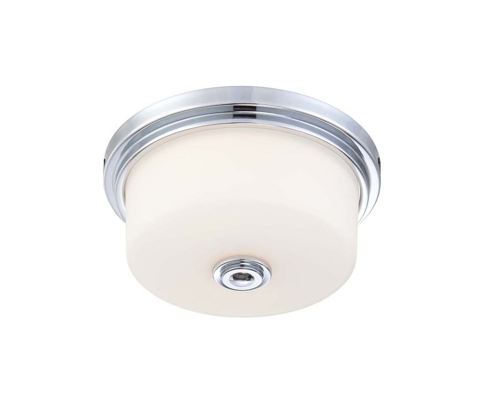 Nuvo Lighting 60/4591 Soho 2 Light Flush Mount Indoor Ceiling Fixture