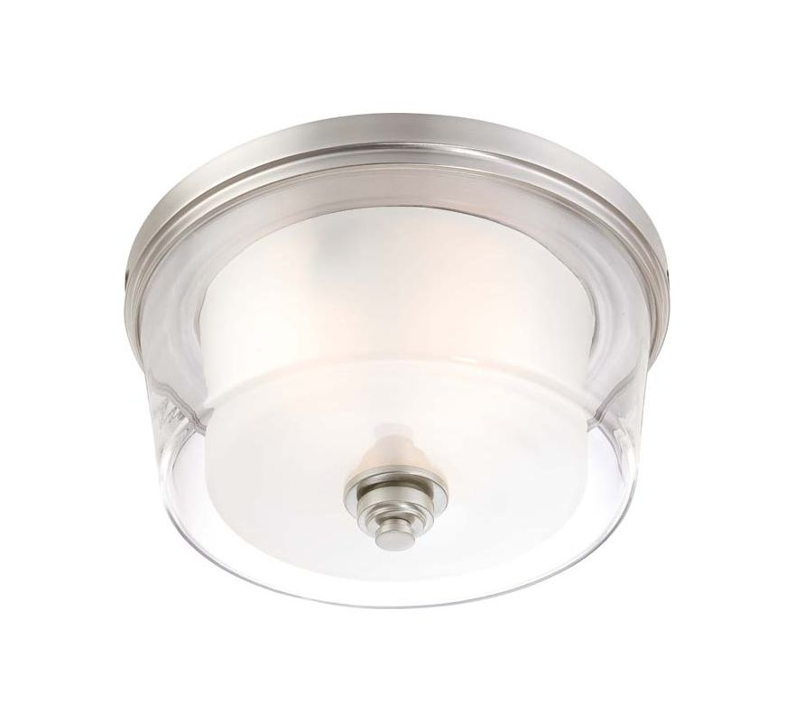 Nuvo Lighting 60/4652 Decker 3 Light Flush Mount Indoor Ceiling Sale $159.99 ITEM: bci1949183 ID#:60/4652 UPC: 45923646522 :