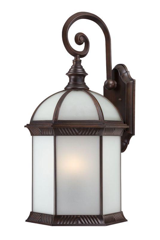 Nuvo Lighting 60/4988 Boxwood ES Single-Light Wall Lantern with