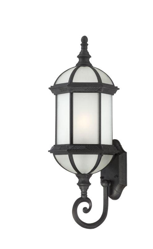 Nuvo Lighting 60/4993 Boxwood ES Single-Light Wall Lantern with