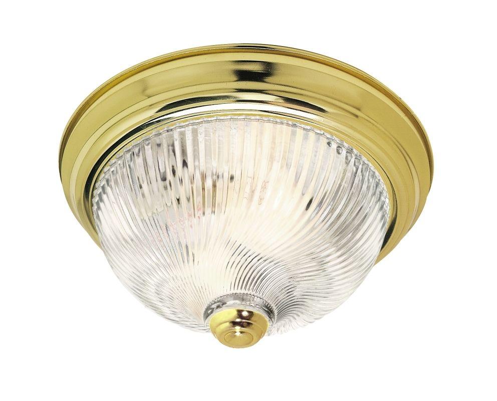 Nuvo Lighting 76/024 2 Light Flush Mount Indoor Ceiling Fixture -