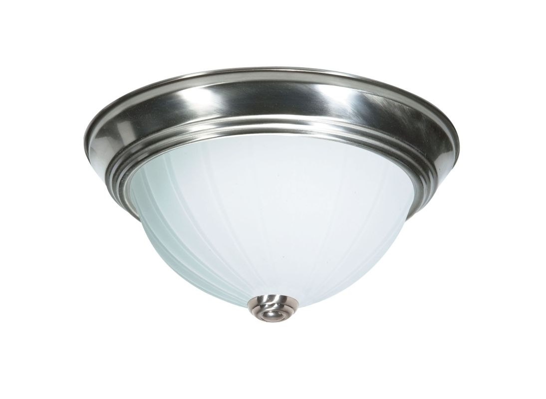 Nuvo Lighting 76/244 2 Light Flush Mount Indoor Ceiling Fixture - Sale $27.99 ITEM: bci1949345 ID#:SF76/244 UPC: 45923762444 :