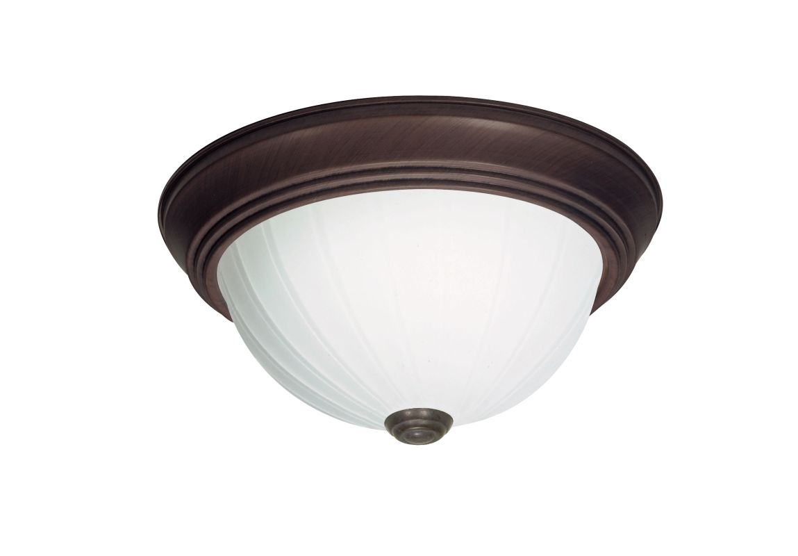 Nuvo Lighting 76/246 2 Light Flush Mount Indoor Ceiling Fixture -