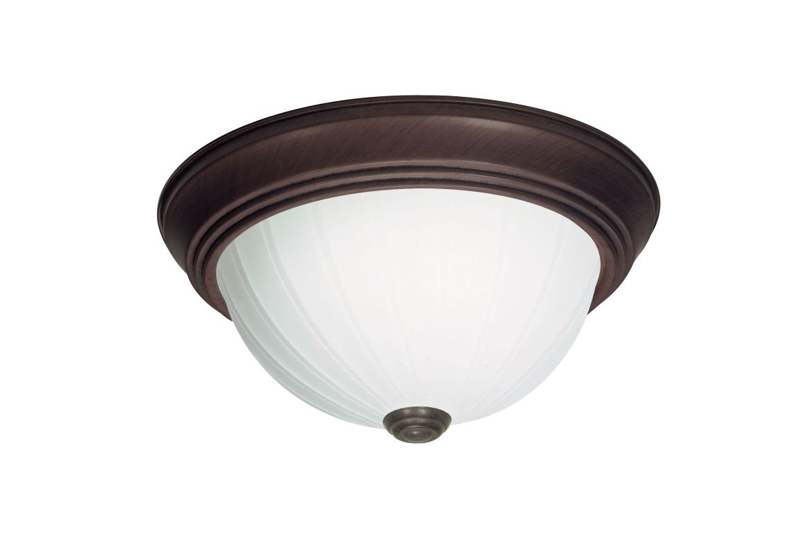 Nuvo Lighting 76/247 2 Light Flush Mount Indoor Ceiling Fixture -