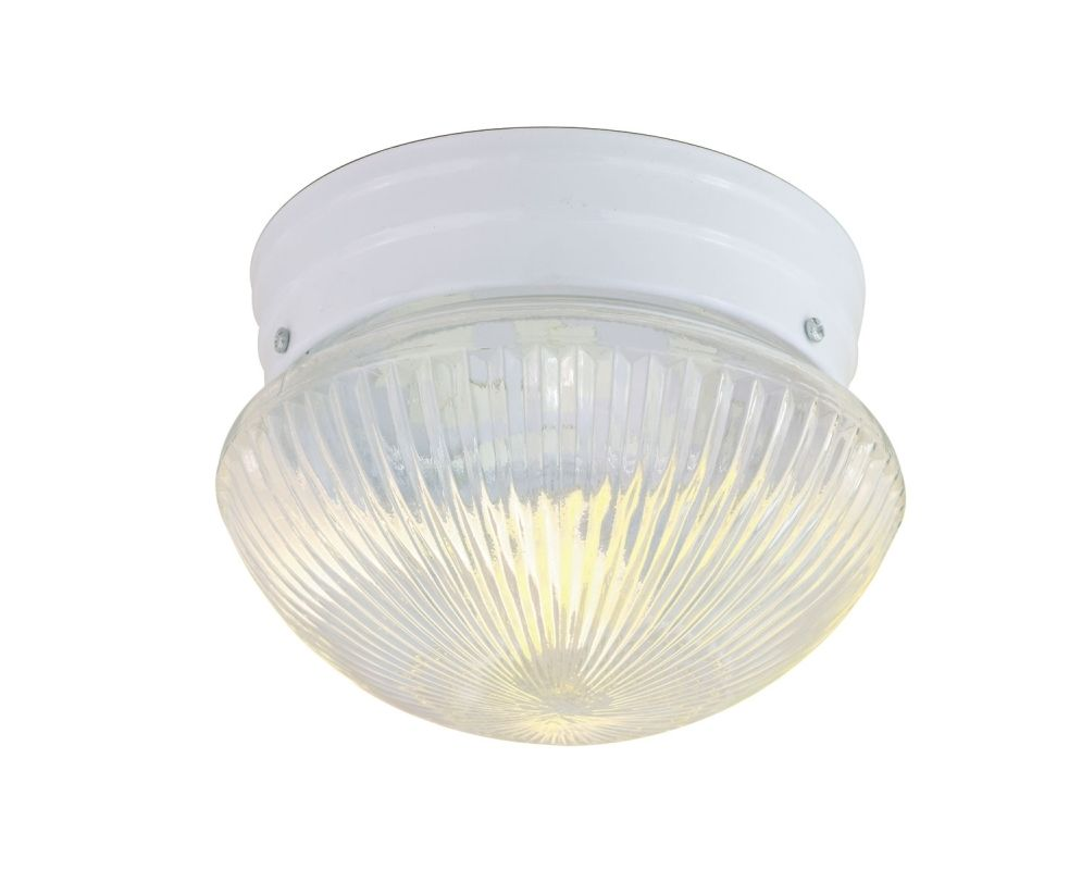 Nuvo Lighting 76/251 1 Light Flush Mount Indoor Ceiling Fixture - 7.5