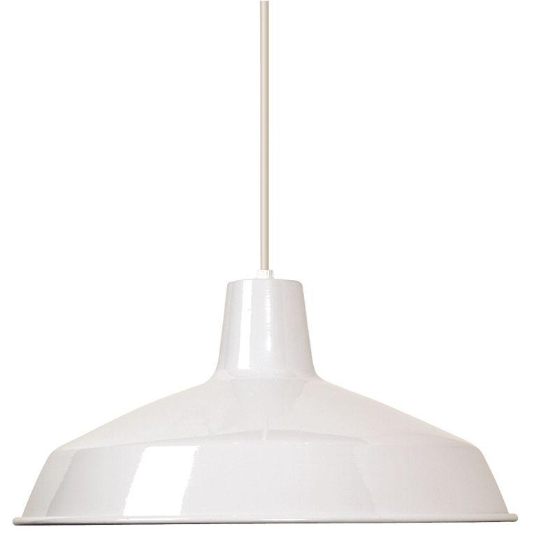 "Nuvo Lighting 76/283 Single Light 16"" Pendant with Warehouse Shade"