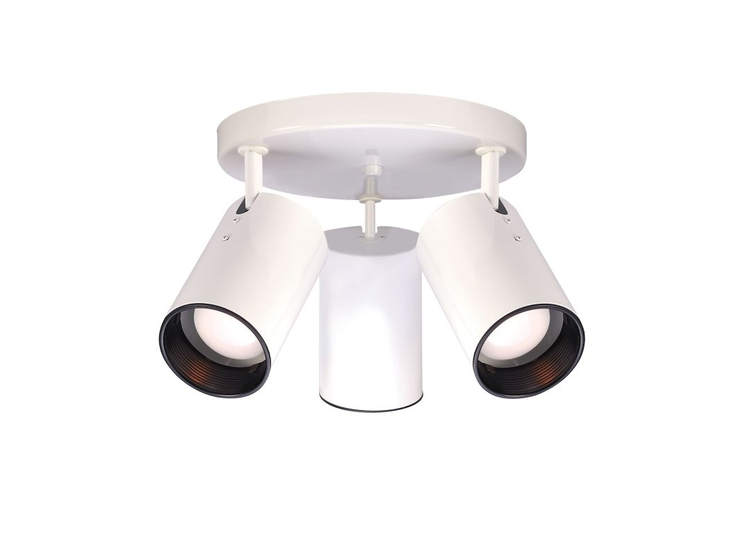 Nuvo Lighting 76/416 3 Light Semi-Flush Indoor Ceiling Fixture - 14