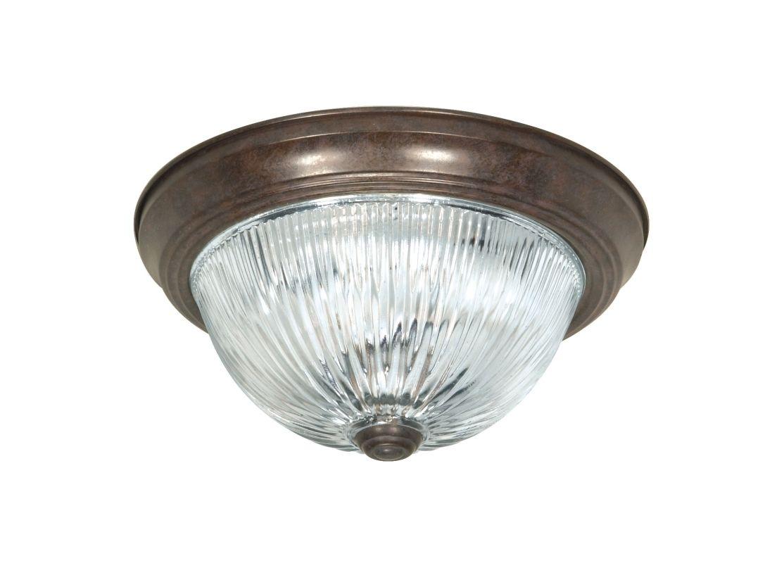 Nuvo Lighting 76/608 3 Light Flush Mount Indoor Ceiling Fixture -