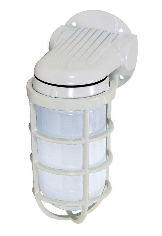 "Nuvo Lighting 76/615 Single Light 11"" 150W Industrial Style Wall Mount"