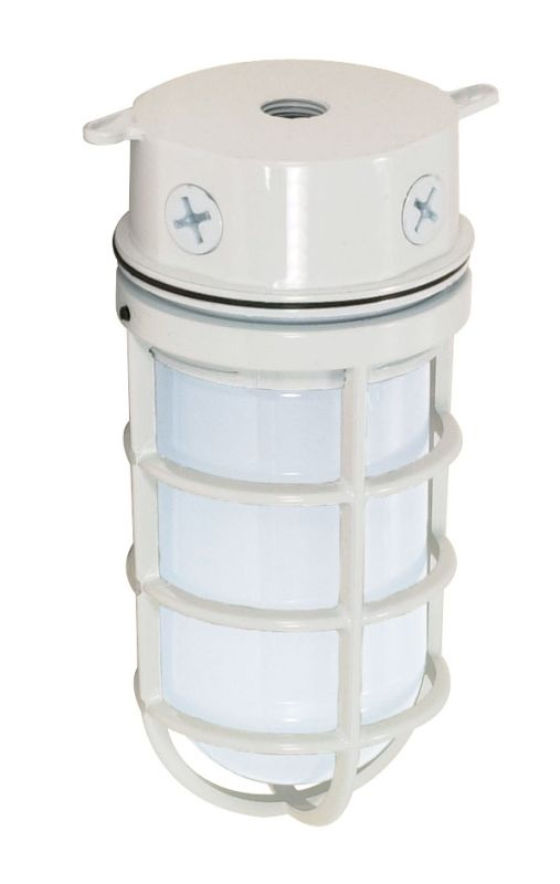 """Nuvo Lighting 76/616 Single Light 11"""" 100W Industrial Style Surface"""