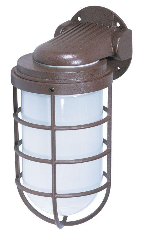 "Nuvo Lighting 76/623 Single Light 10"" 300W Industrial Style Wall Mount"