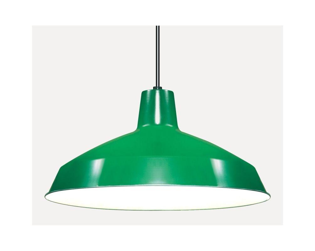 "Nuvo Lighting 76/660 Single Light 16"" Pendant with Warehouse Shade"