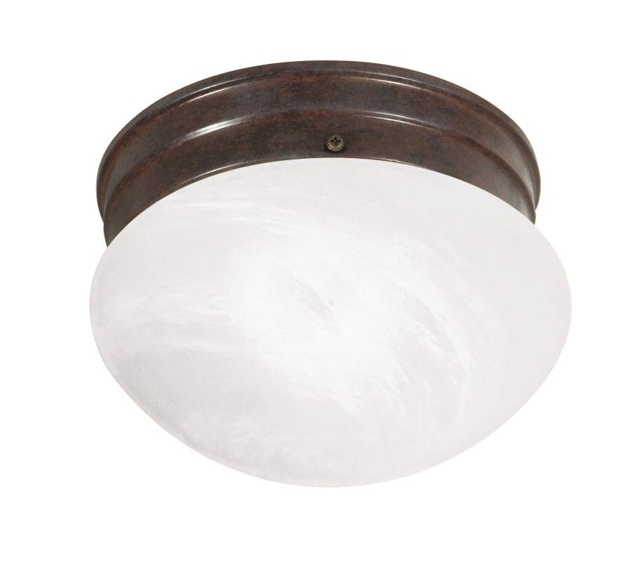 Nuvo Lighting 76/670 1 Light Flush Mount Indoor Ceiling Fixture - 7.5