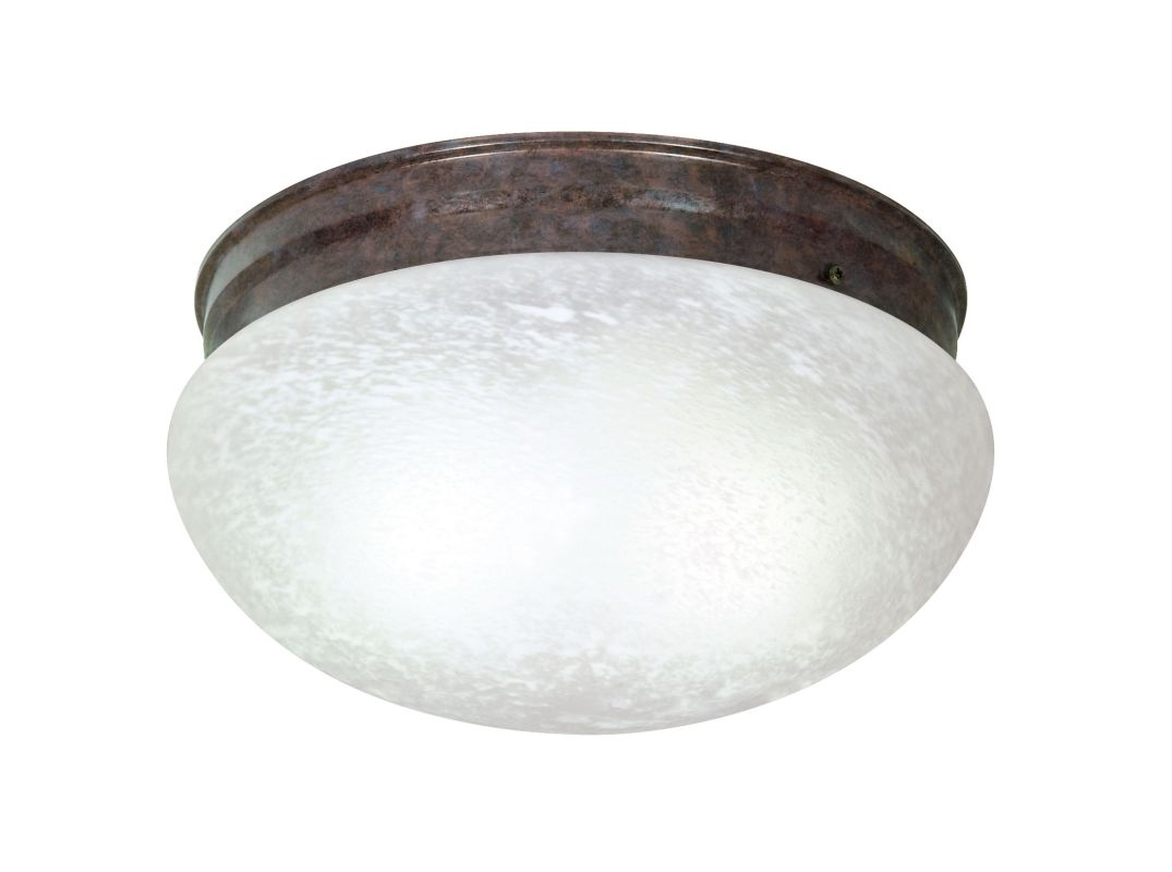 Nuvo Lighting 76/676 2 Light Flush Mount Indoor Ceiling Fixture - 12