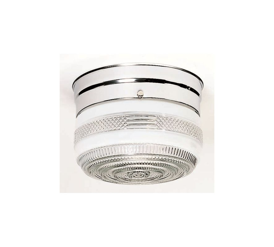 Nuvo Lighting 77/100 1 Light Flush Mount Indoor Ceiling Fixture - 6 Sale $11.99 ITEM: bci1949503 ID#:SF77/100 UPC: 45923771002 :