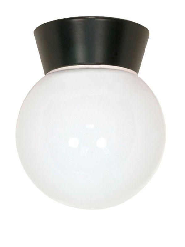 Nuvo Lighting 77/153 1 Light Flush Mount Outdoor Ceiling Fixture - 6