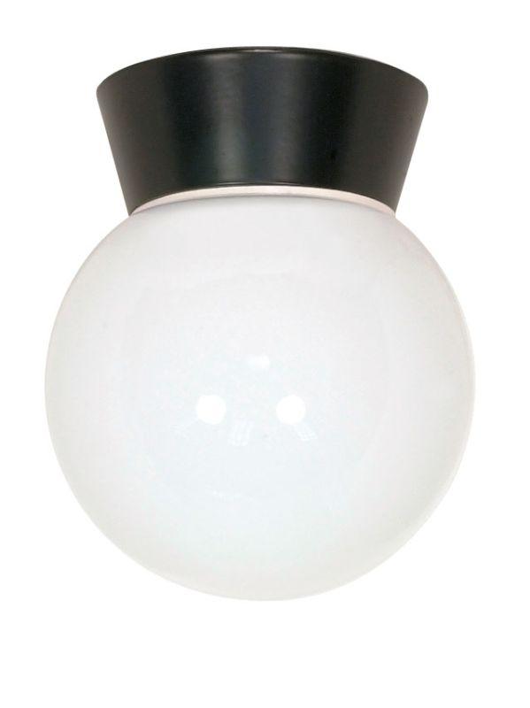 Nuvo Lighting 77/157 1 Light Flush Mount Outdoor Ceiling Fixture - 6