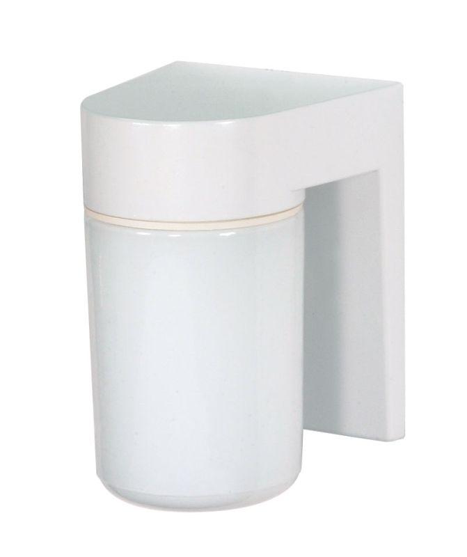 "Nuvo Lighting 77/530 Single Light 8"" Wall Mount Utility Light with"