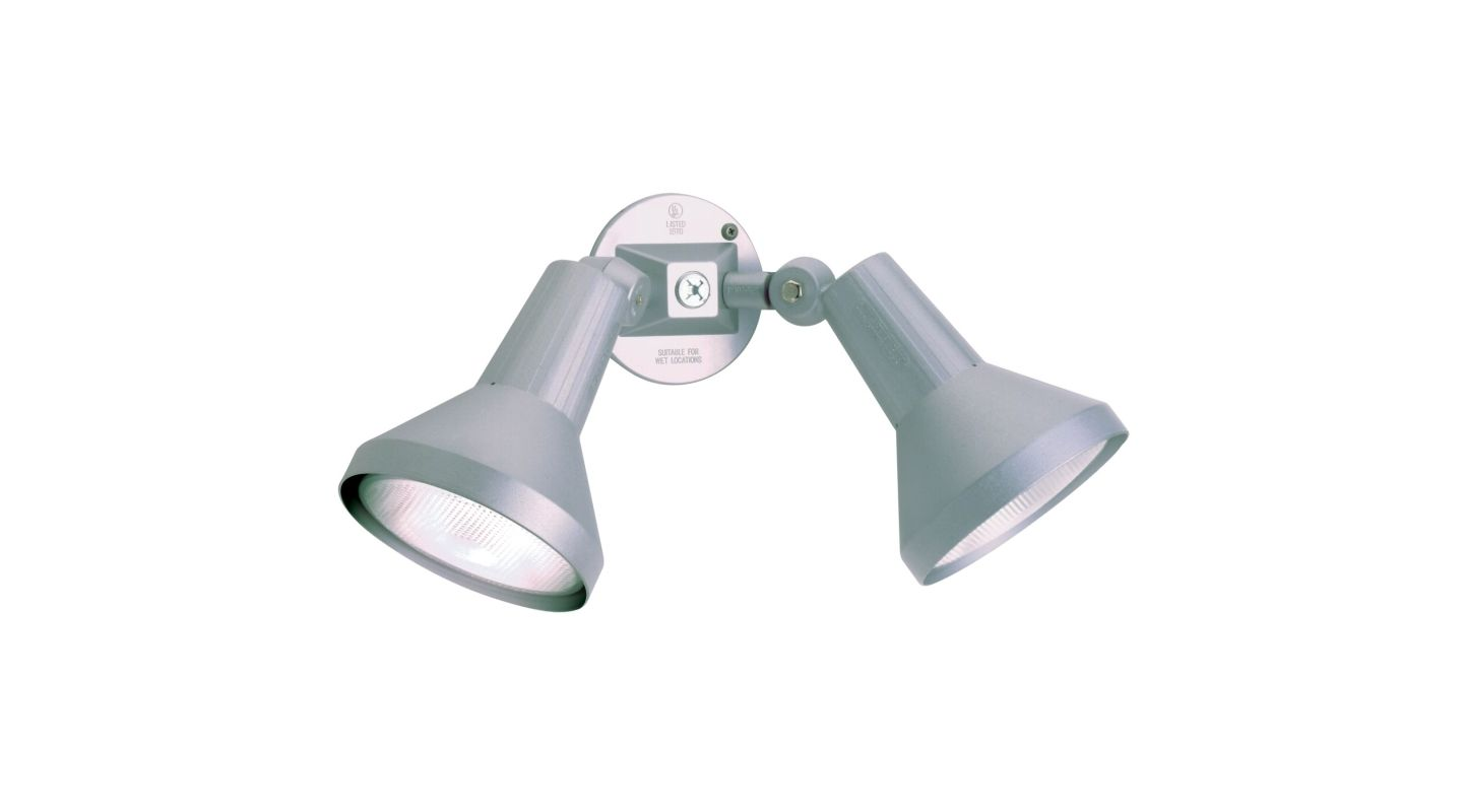 "Nuvo Lighting 77/703 Two Light 15"" PAR38 Exterior Flood Light with Sale $35.99 ITEM: bci1949561 ID#:SF77/703 UPC: 45923777035 :"