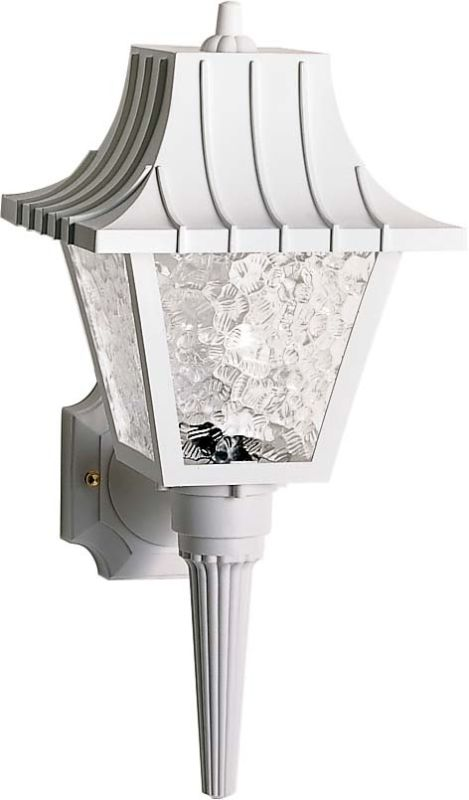 "Nuvo Lighting 77/853 Single Light 18"" Mansard Wall Lantern with"