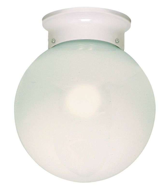 Nuvo Lighting 77/948 1 Light Flush Mount Indoor Ceiling Fixture - 8