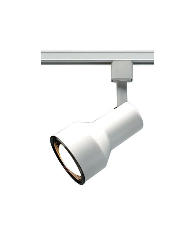 Nuvo Lighting TH207 Single Light R30 Step Cylinder Track Head Black