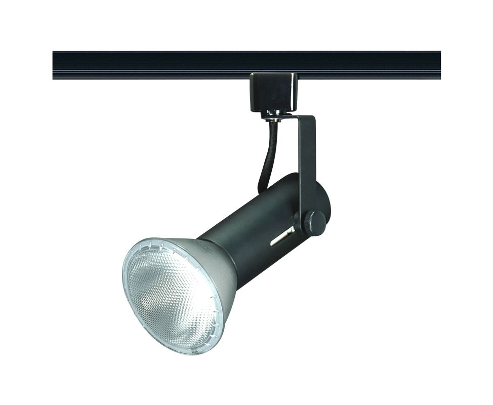"Nuvo Lighting TH227 Single Light 2"" Universal Holder Track Head Black"