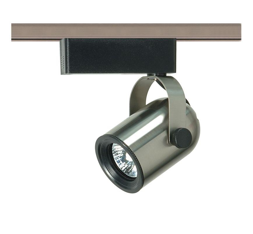 Nuvo Lighting TH237 Single Light MR16 12V Round Back Track Head Black