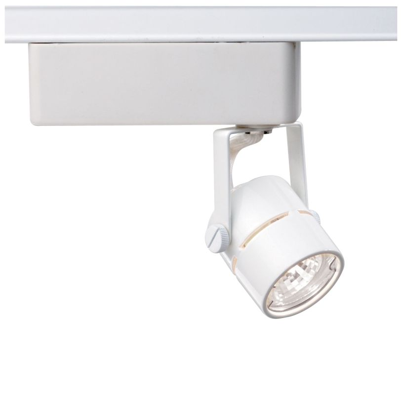 Nuvo Lighting TH267 Single Light MR11 12V Mini Round Track Head White