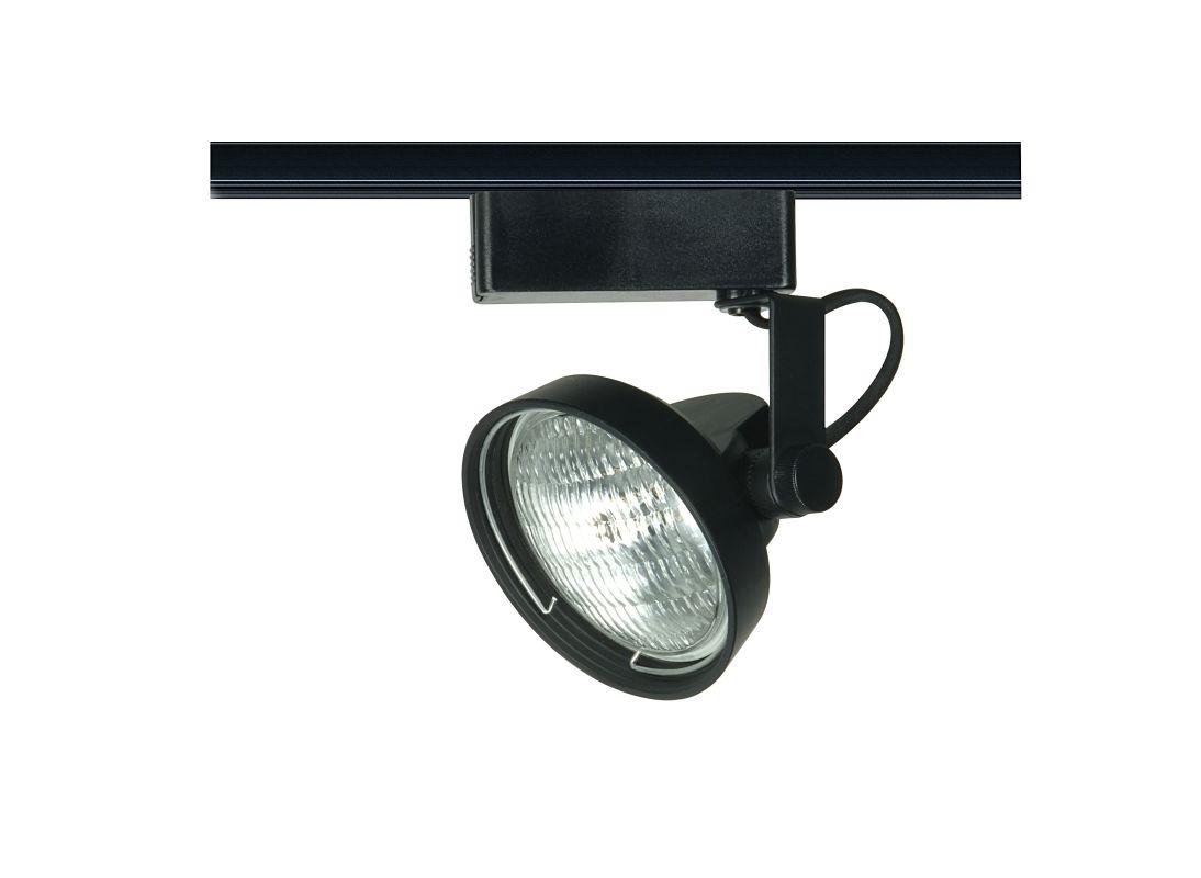 Nuvo Lighting TH272 Single Light PAR36 Gimbal Ring Track Head Black