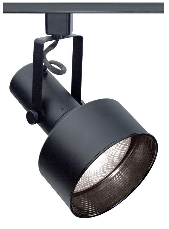 Nuvo Lighting TH282 Single Light R40 Step Cylinder Track Head Black