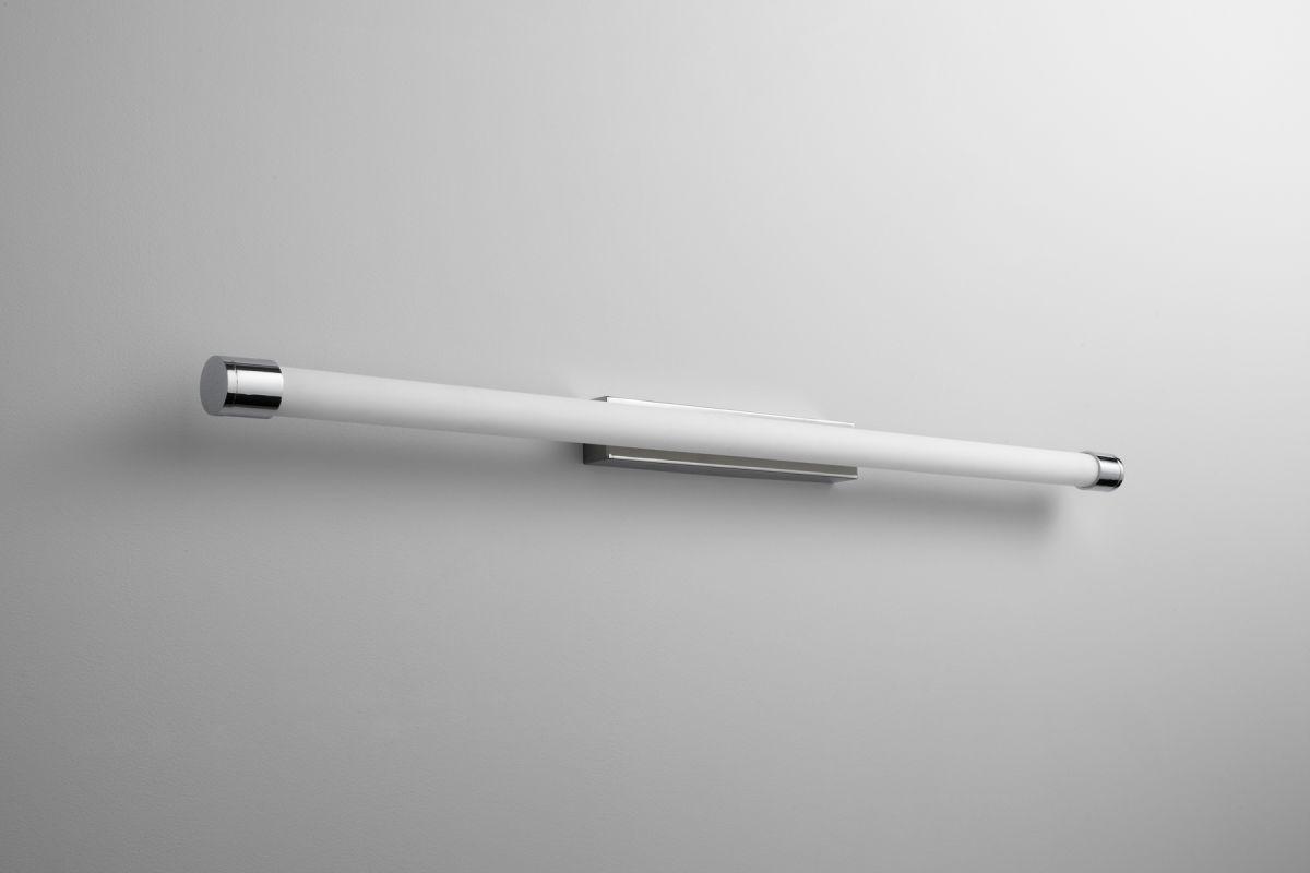 Oxygen Lighting 2-5169 Zenith II 1 Light Bath Bar Polished Chrome