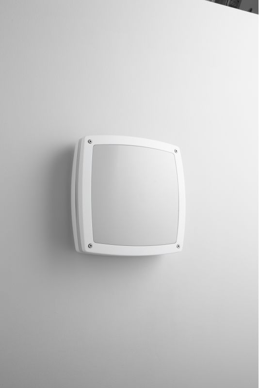 Oxygen Lighting 2-705 Celena 2 Light Outdoor Wall Sconce White Outdoor