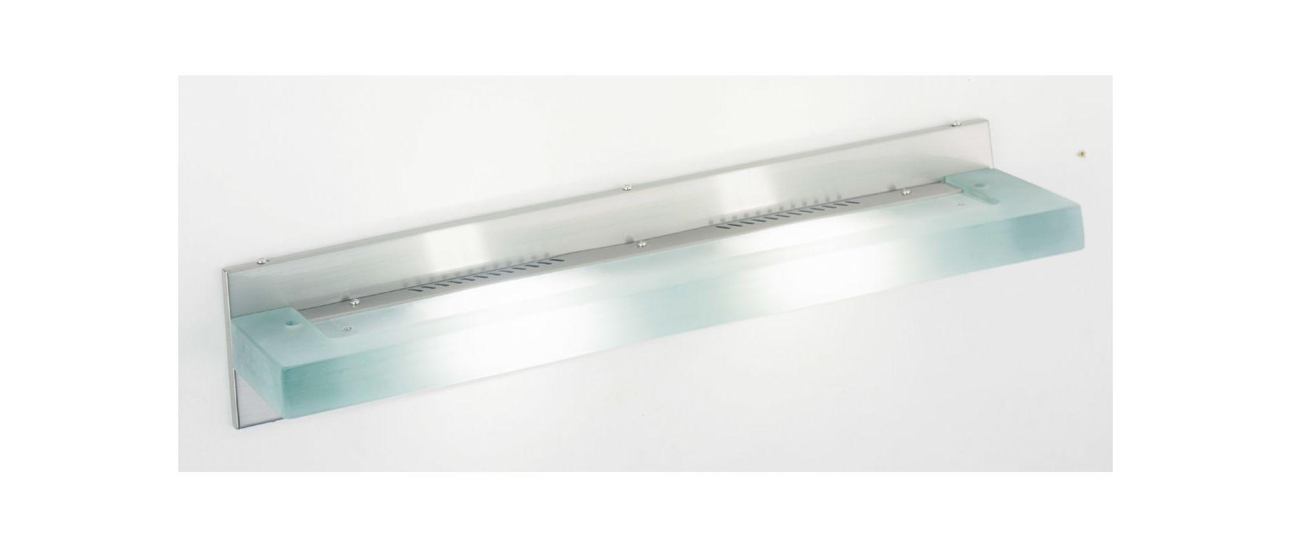 PLC Lighting 1430 SN Satin Nickel Contemporary Slim Bathroom Light Sale $396.00 ITEM: bci361570 ID#:1430 SN :