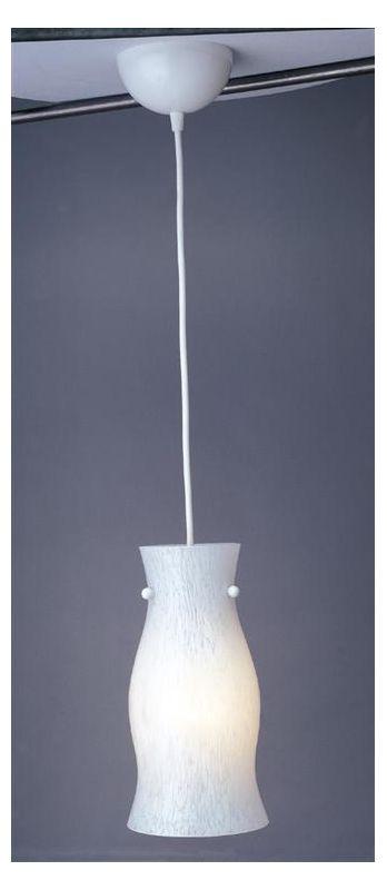 PLC Lighting 1500 WH White / White Contemporary Febo Pendant
