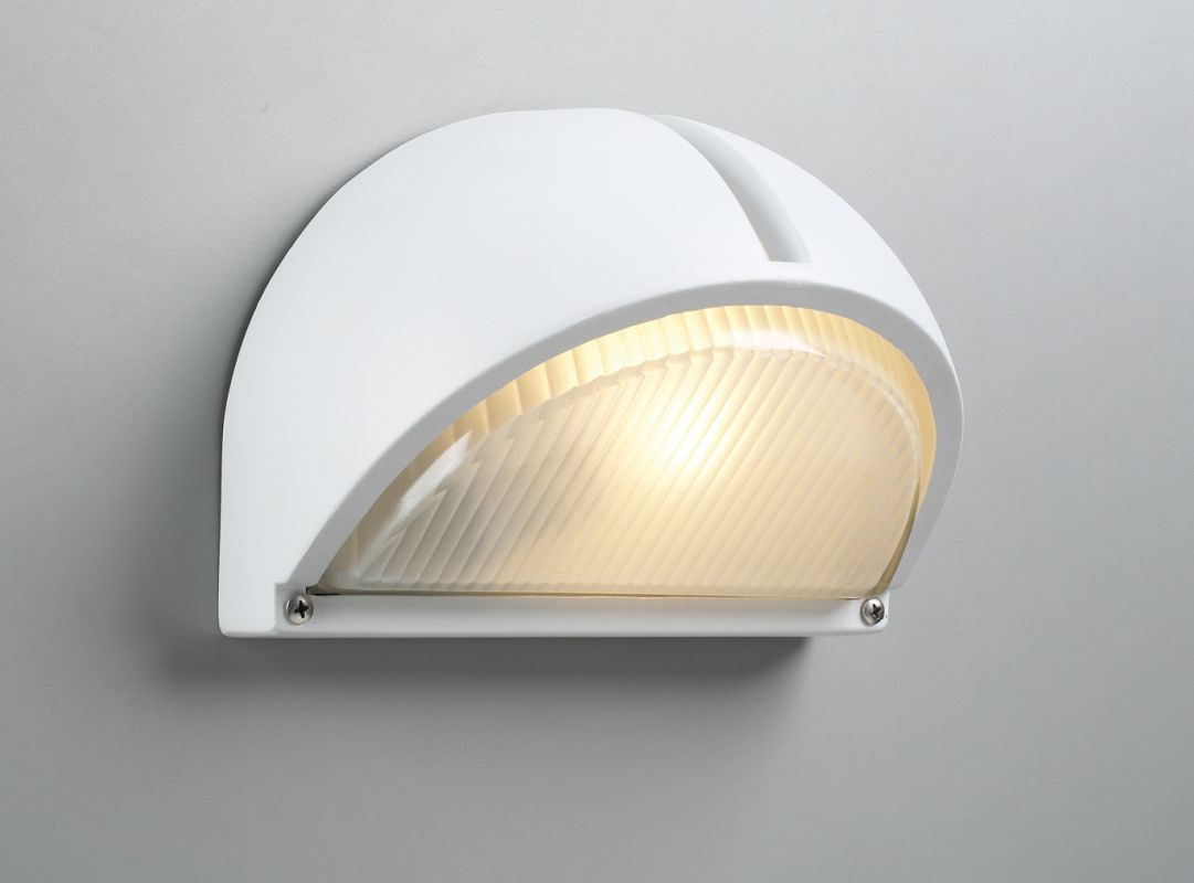 PLC Lighting PLC 1844 1 Light Outdoor Wall Sconce from the Claret