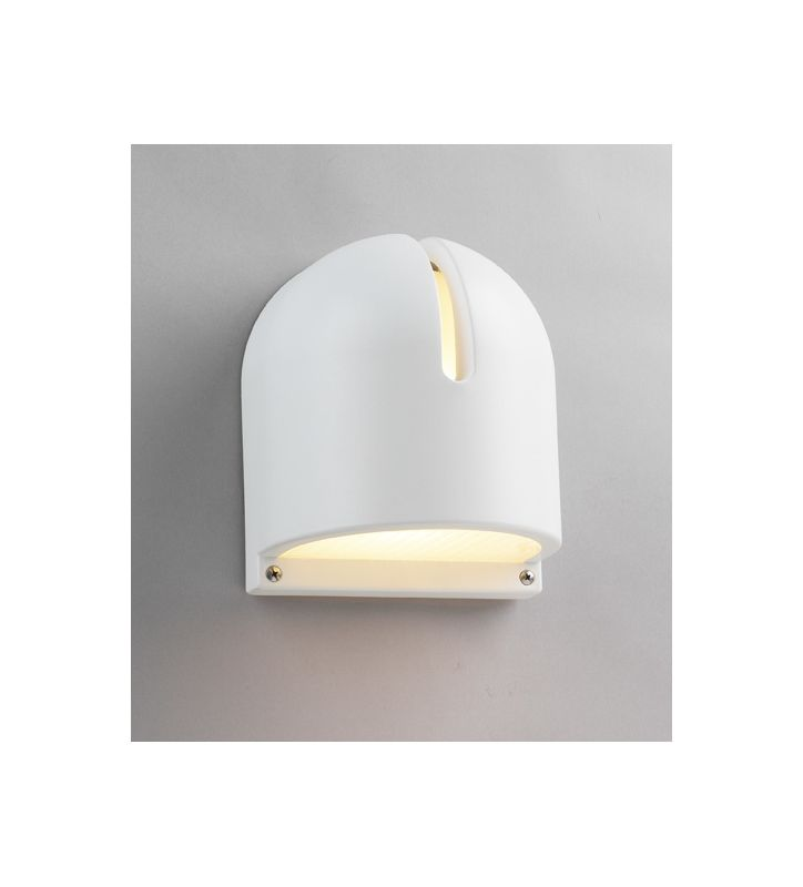 PLC Lighting PLC 2024 Functional 1 Light Outdoor Wall Sconce from the Sale $98.00 ITEM: bci361823 ID#:2024 WH :