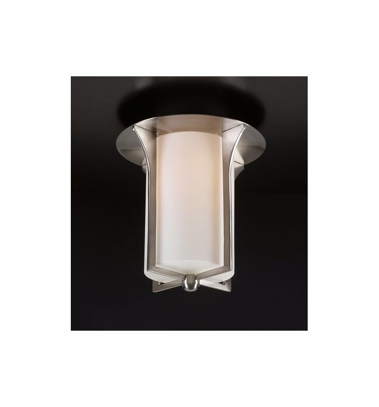 PLC Lighting PLC 23010 Single Light Flush Mount Ceiling Fixture from Sale $158.00 ITEM: bci1605836 ID#:23010 SN :