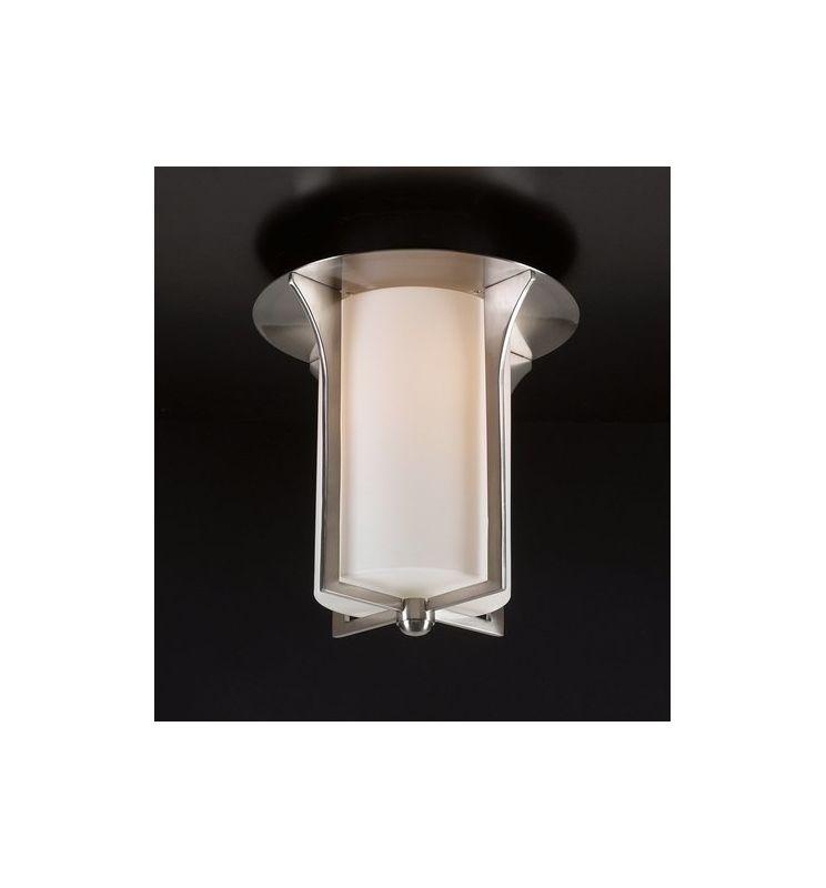 PLC Lighting PLC 23010 Single Light Flush Mount Ceiling Fixture from Sale $158.00 ITEM: bci1605836 ID#:23010 SN :