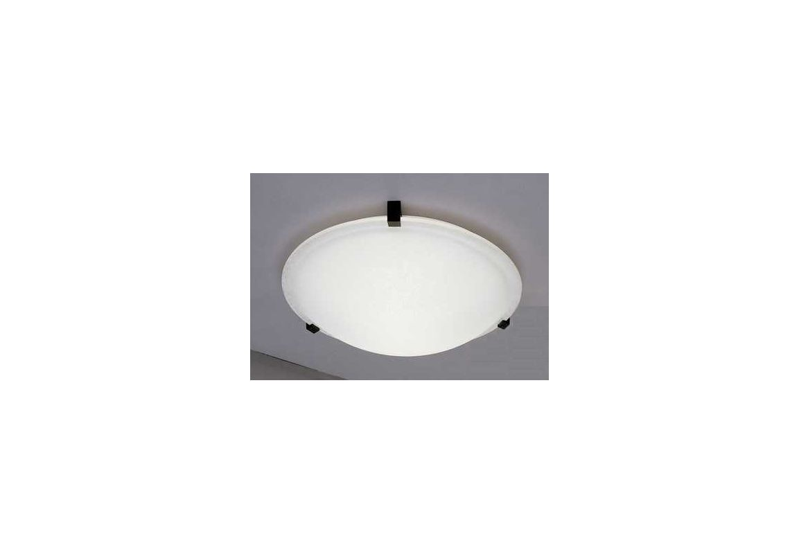 PLC Lighting PLC 3453 Functional Flushmount Ceiling Fixture from the