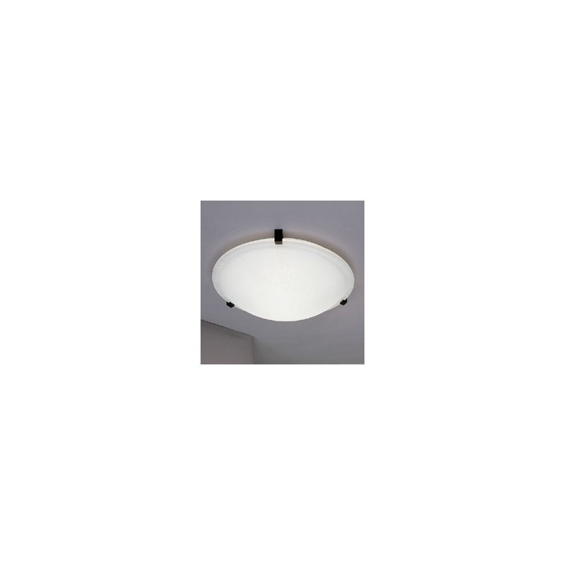 PLC Lighting PLC 3464 Functional Flushmount Ceiling Fixture from the Sale $130.00 ITEM: bci362114 ID#:3464 BK :
