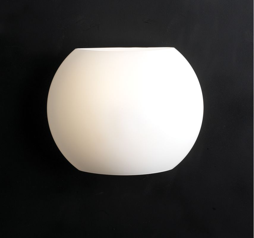PLC Lighting 7532 OPAL Opal Contemporary Corsica Wall Sconce Sale $94.00 ITEM: bci362550 ID#:7532 OPAL :