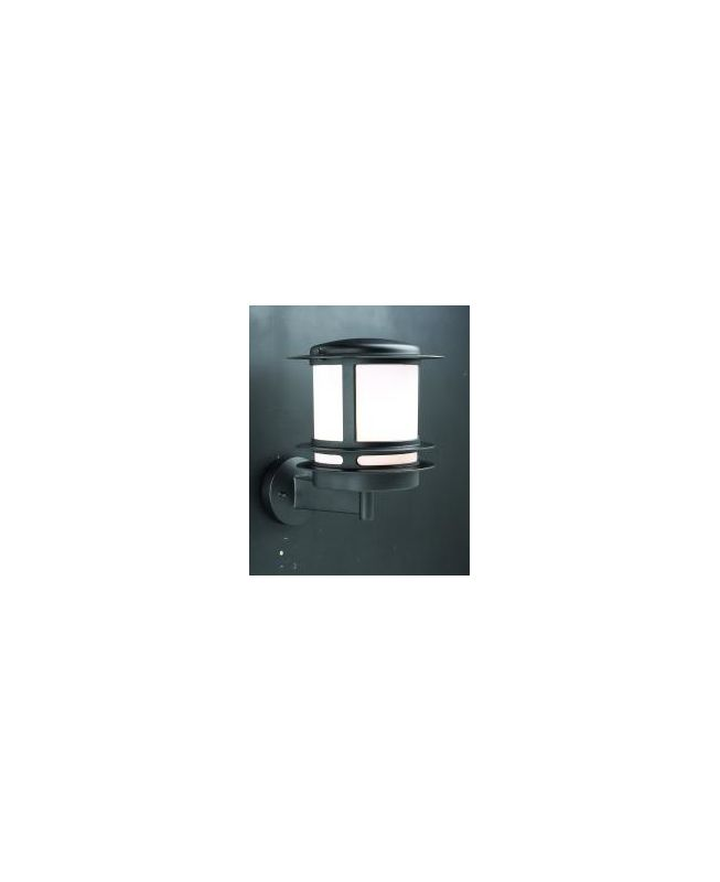 PLC Lighting PLC 1894 1 Light Outdoor Wall Sconce from the Tusk