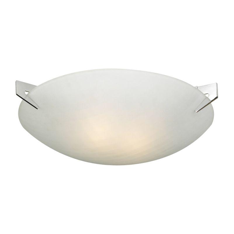 PLC Lighting 12144 Polished Chrome Contemporary Contempo Ceiling Light