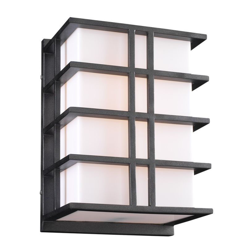 PLC Lighting PLC 16646 Two Light Outdoor Wall Sconce from the Amore