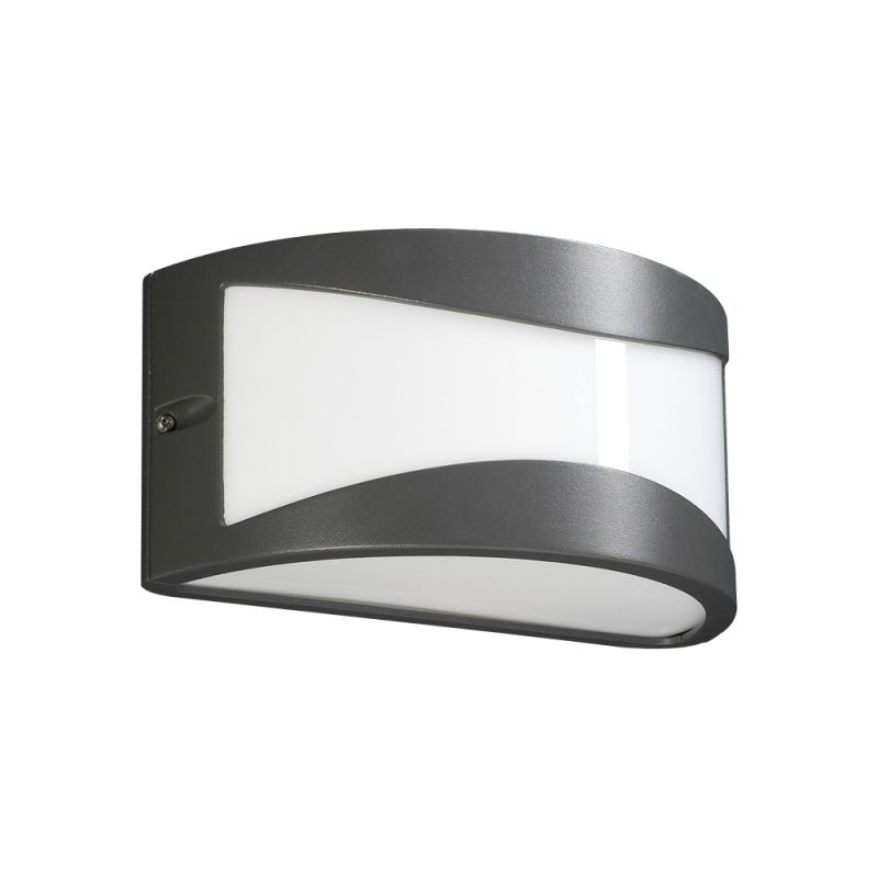 PLC Lighting 1727 BZ Bronze Contemporary Baco Wall Sconce