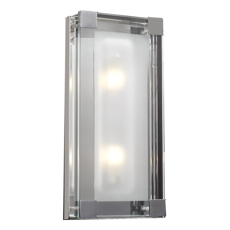 PLC Lighting 18148 Polished Chrome Contemporary Corteo Bathroom Light Sale $198.00 ITEM: bci1605802 ID#:18148 PC :